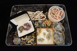 Costume Jewelry Garne Coro Emmons Lisner
