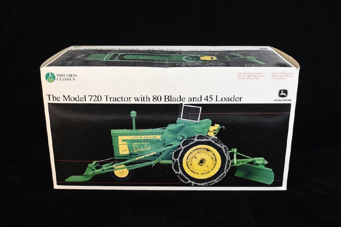 ERTL Precision Classics John Deere Model 720 Tractor