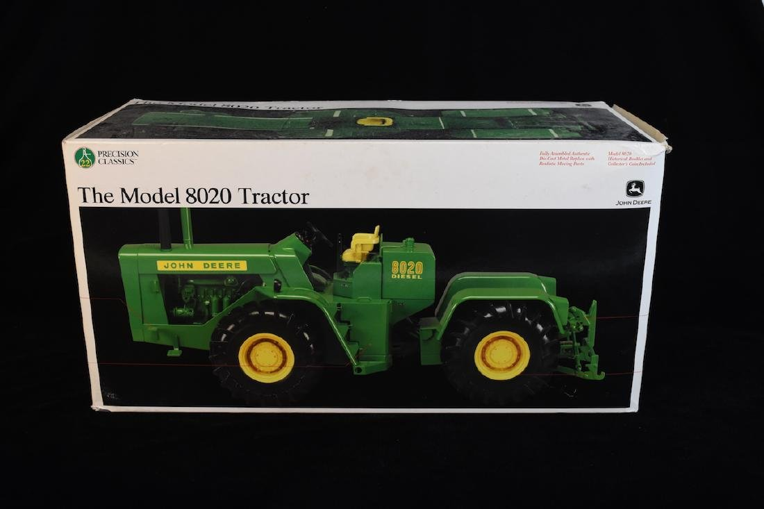 John Deere Model 8020 Tractor by Precision Classic