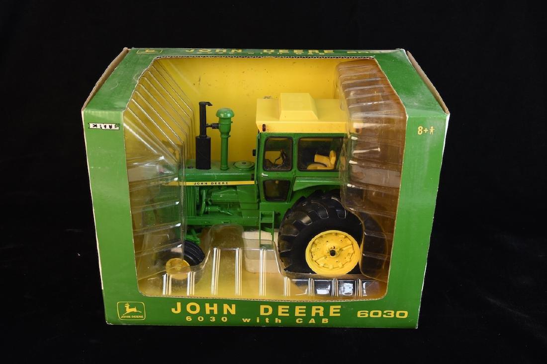 ERTL John Deere 6030 w/ Cab 1/16 Scale