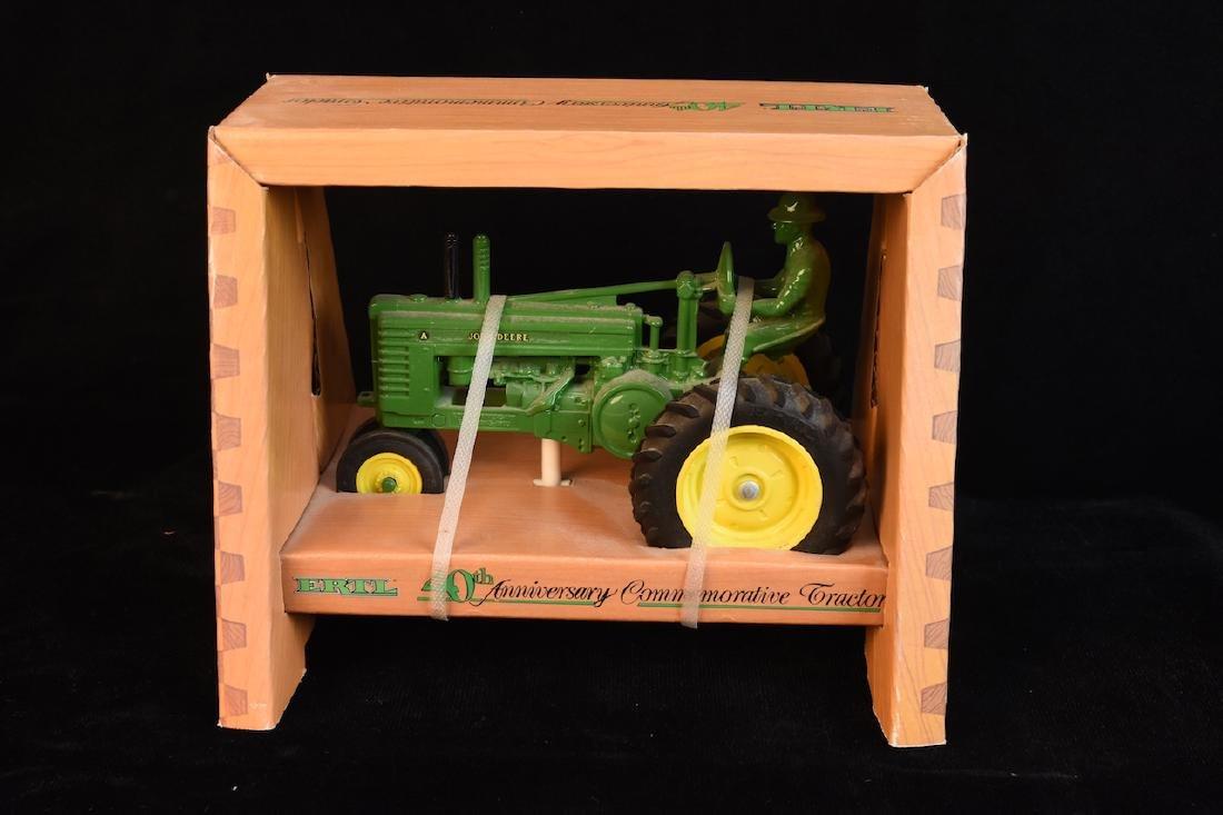 ERTL John Deere 40th Anniversary Commemorative Tractor