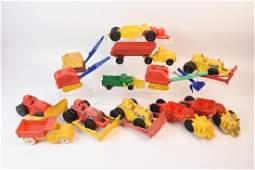 Auburn Rubber & Auburn Safe Play Construction Toys