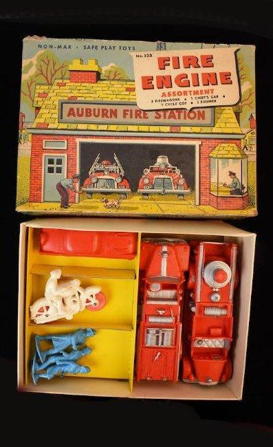 Auburn Safe Play Fire Engine Assortment No. 523