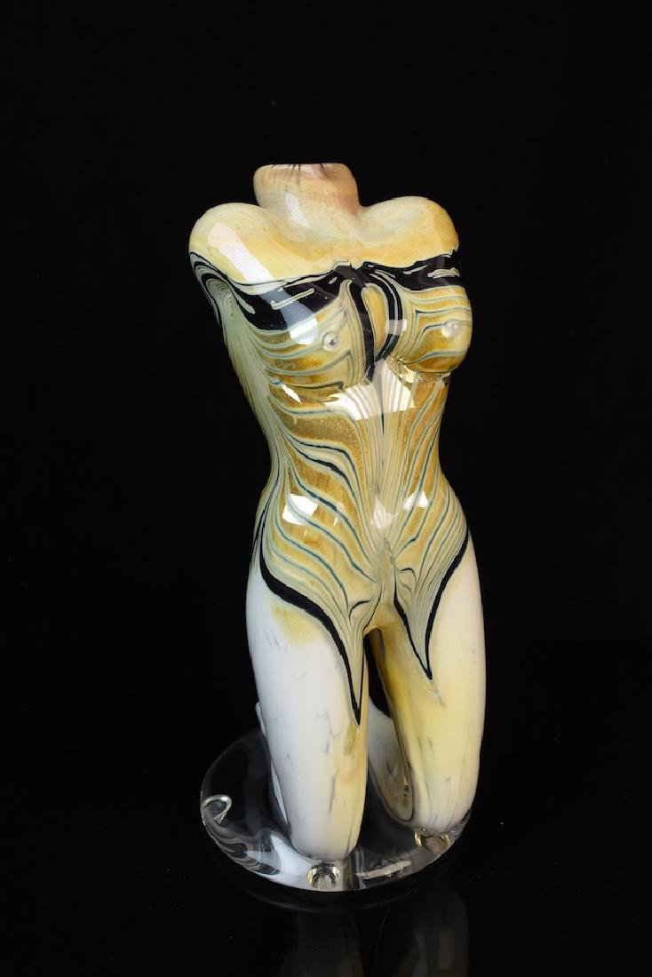 Female Nude Body Sculpture by Marc S Boutte