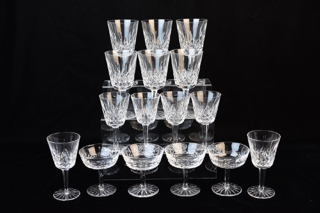 Waterford Crystal Lismore Stemware