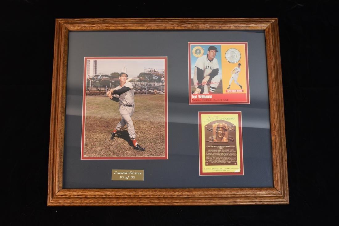 Ted Williams Memorabilia Collection
