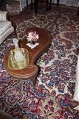 Kirman Persian Hand Woven Rug, 14' x 9'