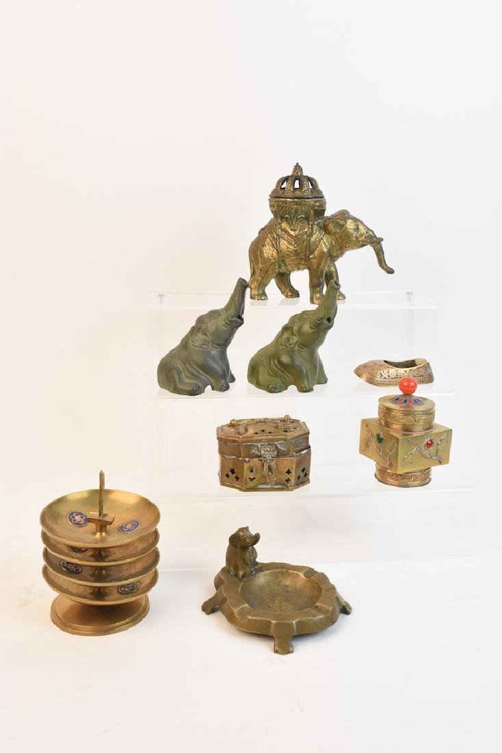 Vantines Incense Burner & Other Tobacianna Related