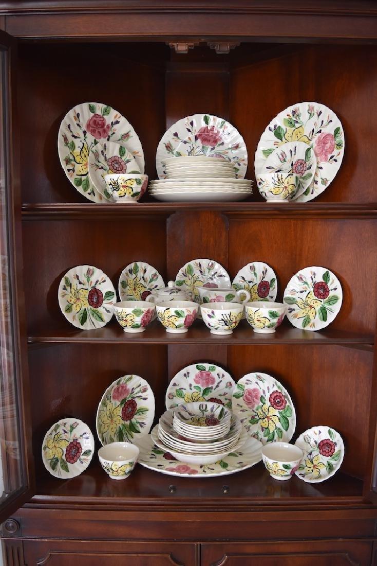 """Blue Ridge Pottery """"Tiger Lily"""" Pattern 3769 China"""