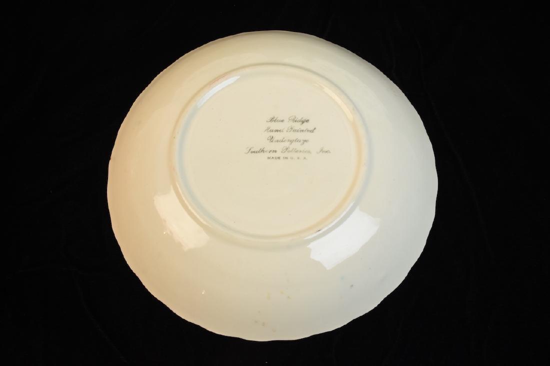 """Blue Ridge Pottery """"Tiger Lily"""" Pattern 3769 China - 6"""