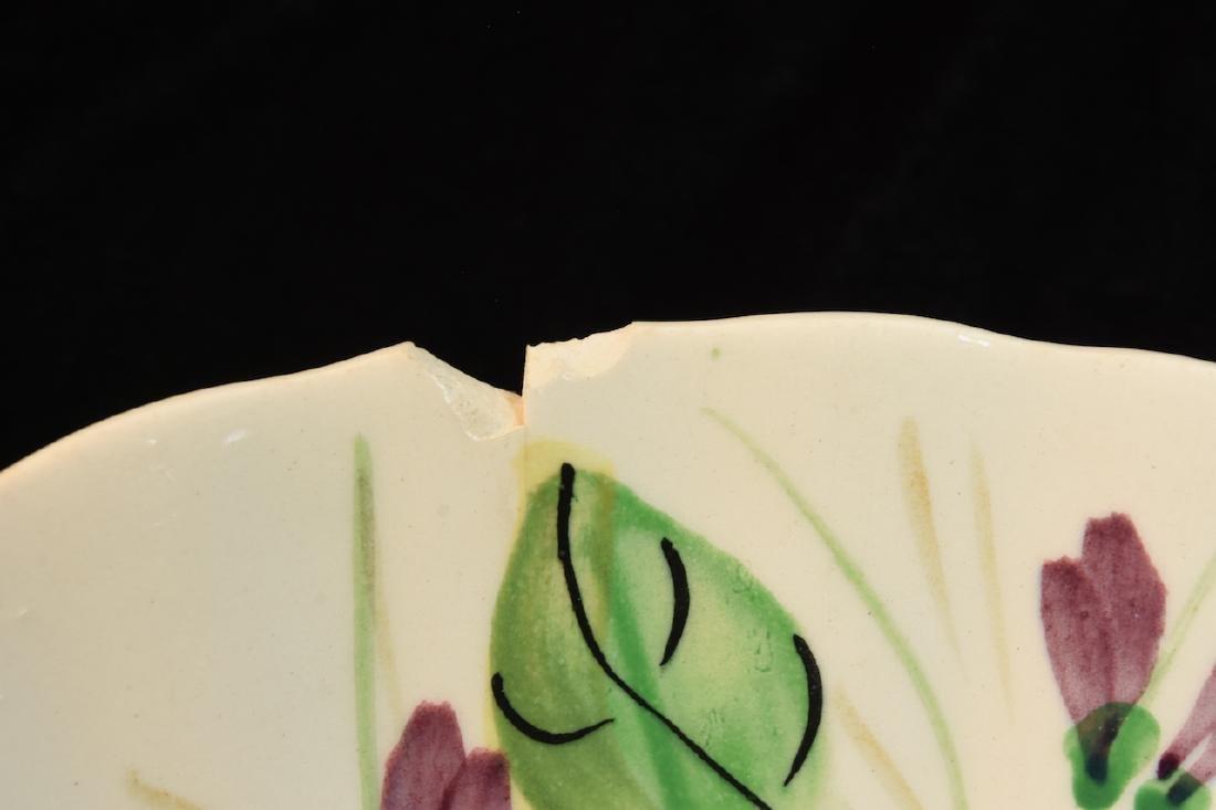 """Blue Ridge Pottery """"Tiger Lily"""" Pattern 3769 China - 8"""