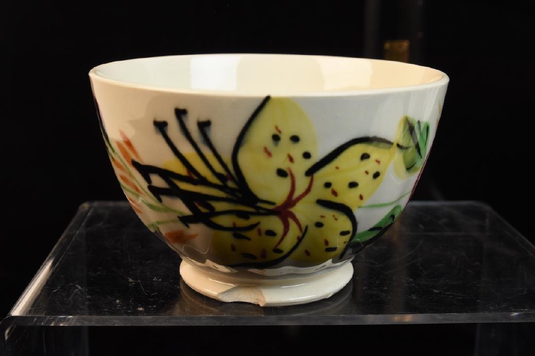 """Blue Ridge Pottery """"Tiger Lily"""" Pattern 3769 China - 9"""