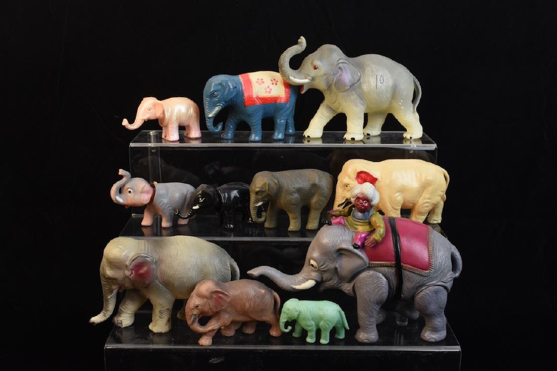 (11) Celluloid Elephants