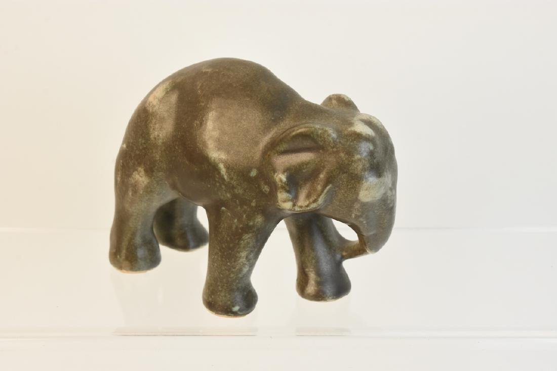 Royal Copenhagen & Johgus Bornholm Elephants - 12