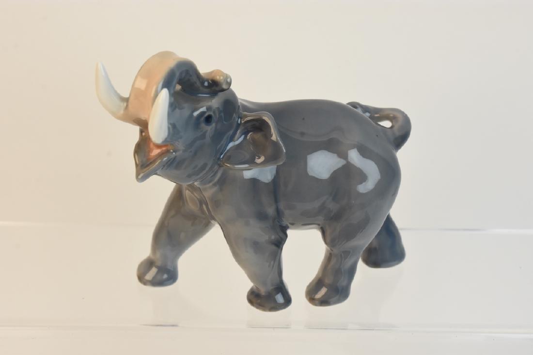 Royal Copenhagen & Johgus Bornholm Elephants - 7