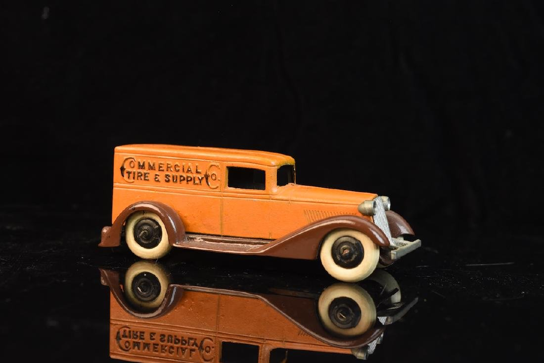 Aunt Fays Tootsietoy Graham Tire Delivery Van