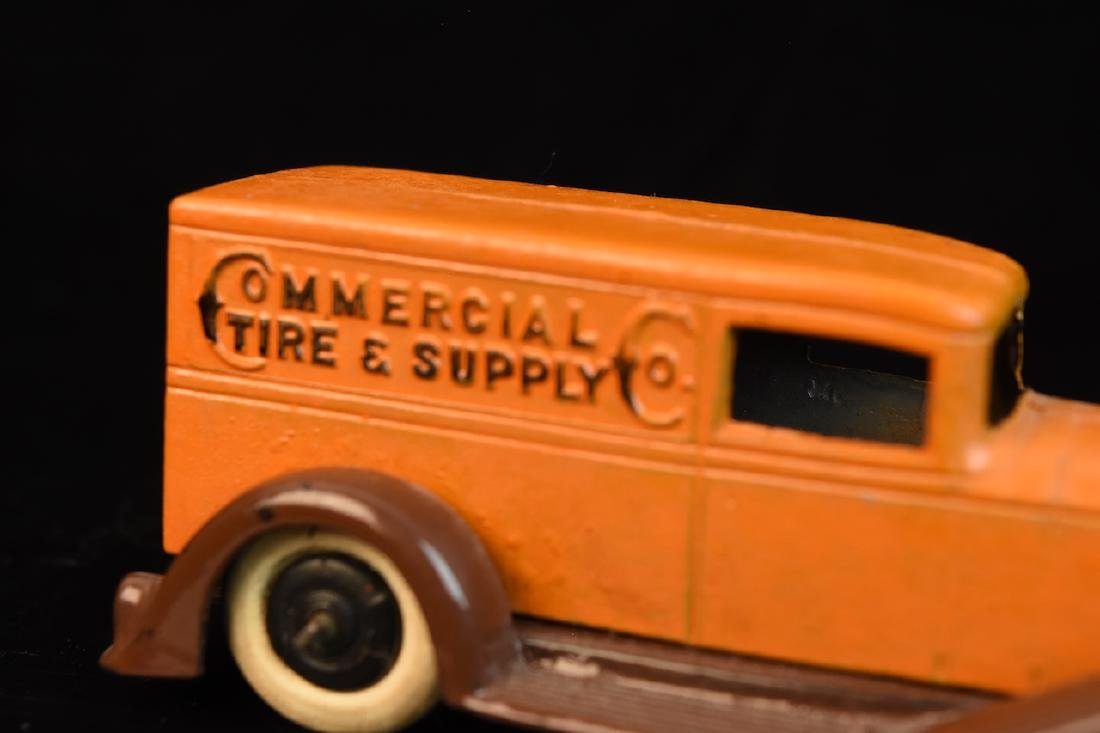 Aunt Fays Tootsietoy Graham Tire Delivery Van - 2