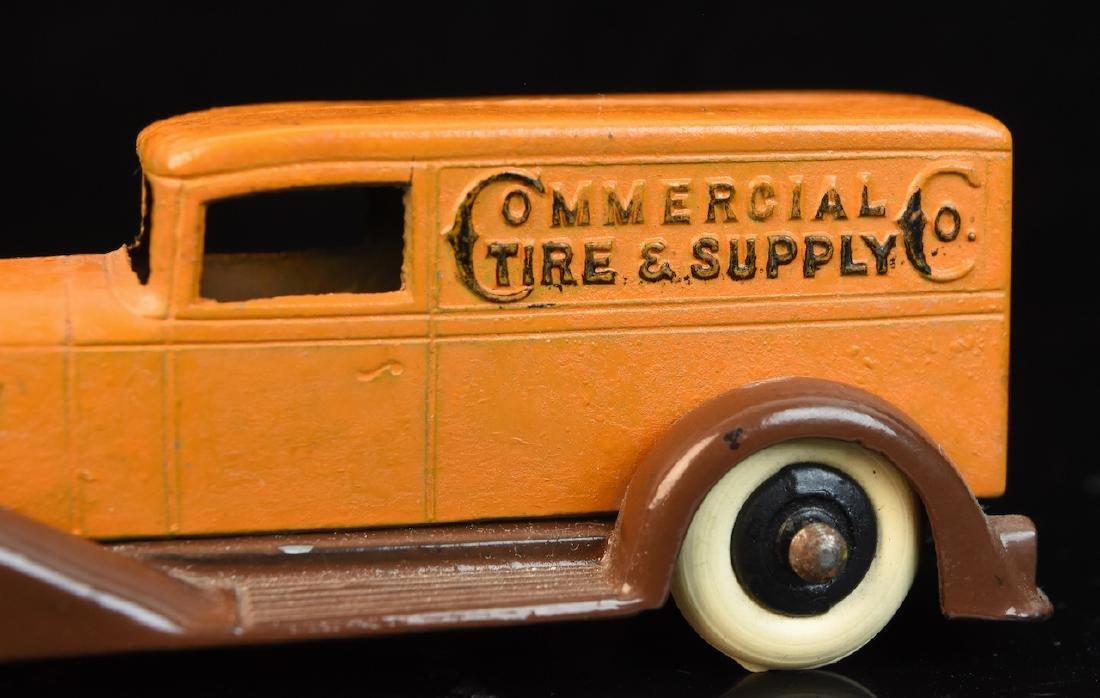 Aunt Fays Tootsietoy Graham Tire Delivery Van - 4