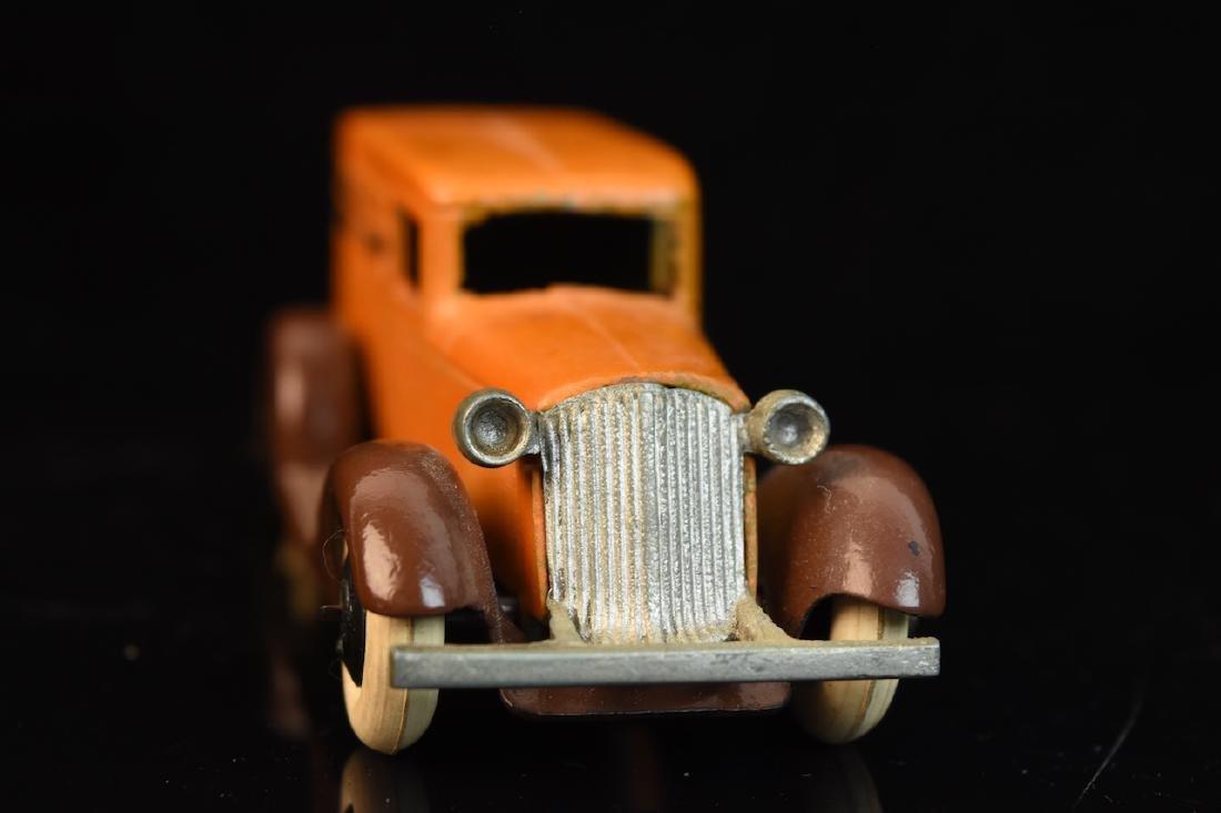 Aunt Fays Tootsietoy Graham Tire Delivery Van - 5
