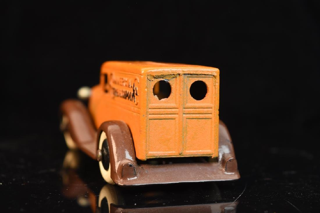 Aunt Fays Tootsietoy Graham Tire Delivery Van - 6
