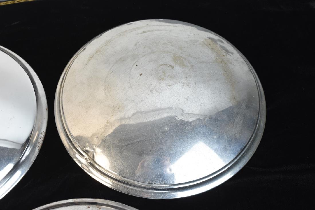 Set of (6) Graham Hollywood Hubcaps - 6