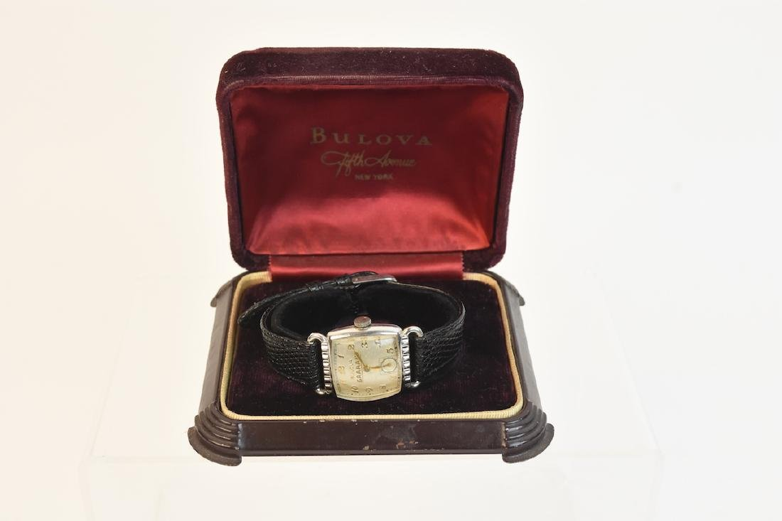 Graham Bulova Retirement Wrist Watch