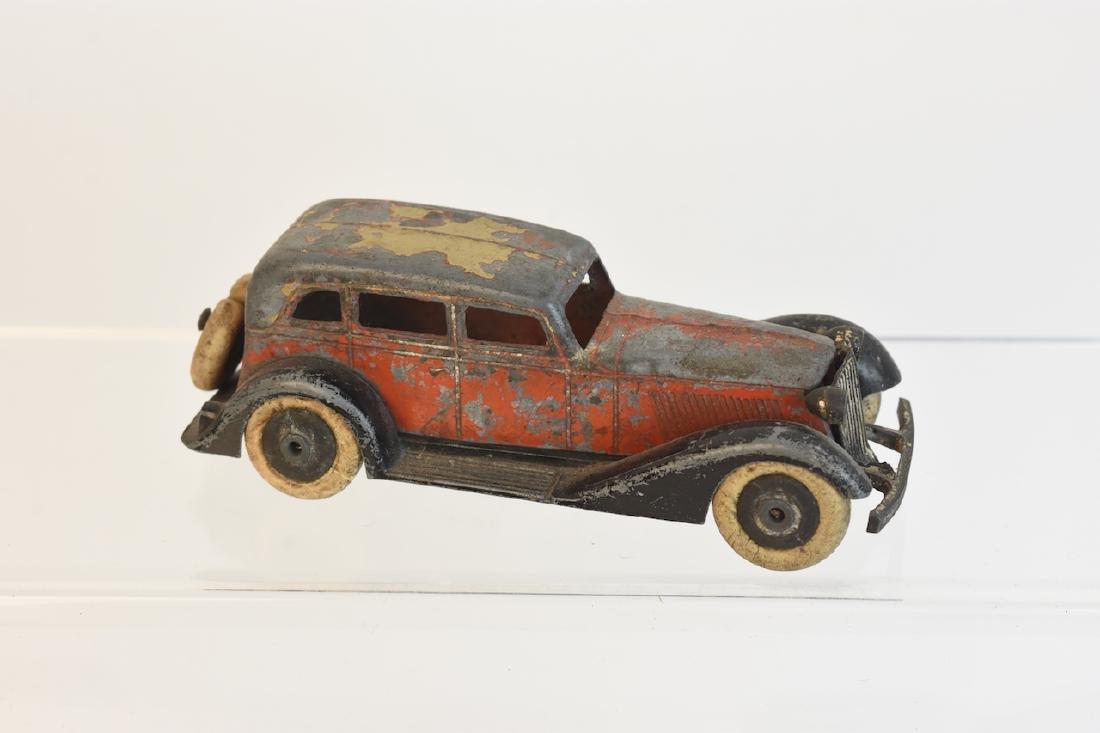 (7) Assorted Tootsietoy Graham Metal Cars - 10