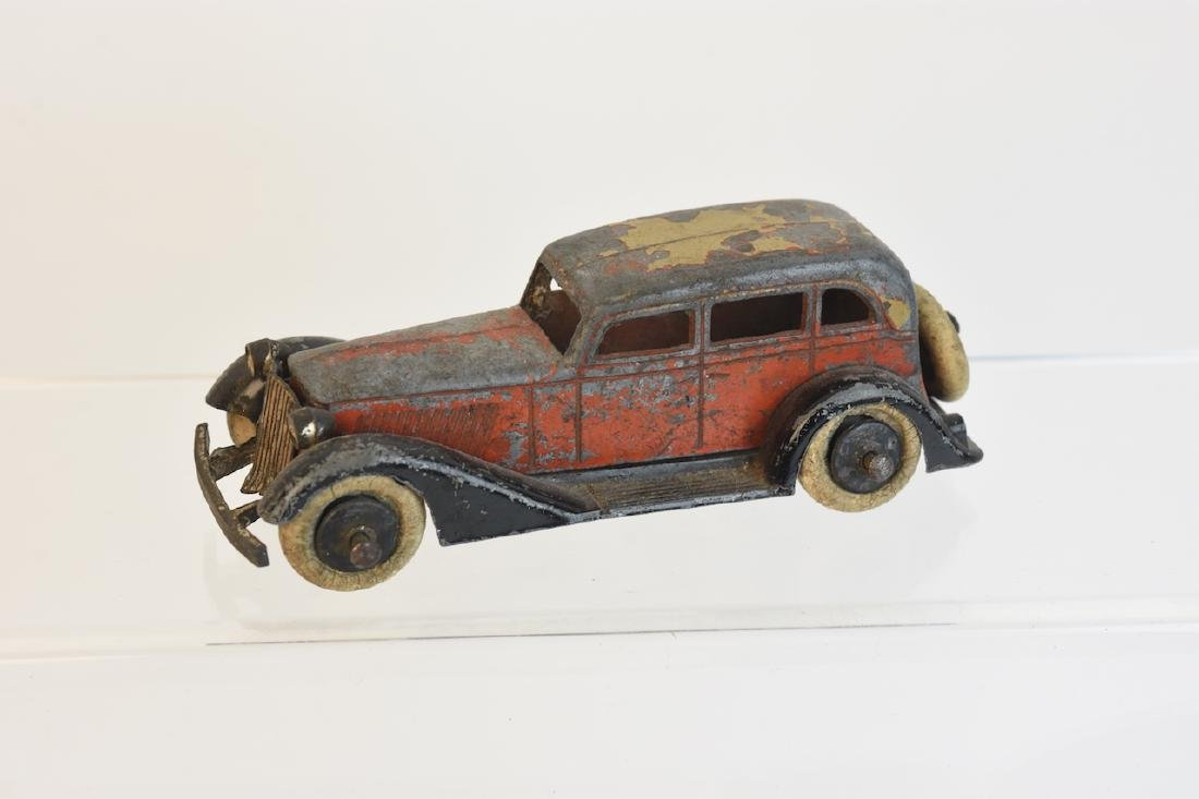 (7) Assorted Tootsietoy Graham Metal Cars - 11