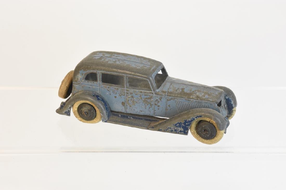 (7) Assorted Tootsietoy Graham Metal Cars - 12