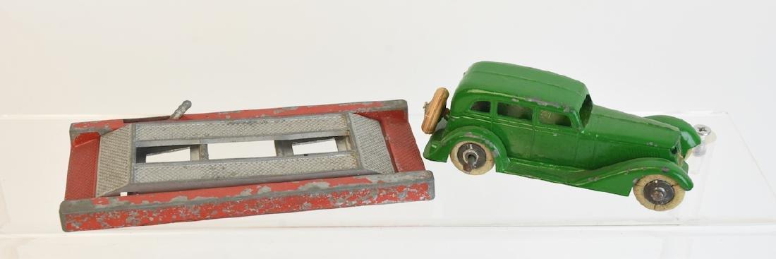 (7) Assorted Tootsietoy Graham Metal Cars - 14