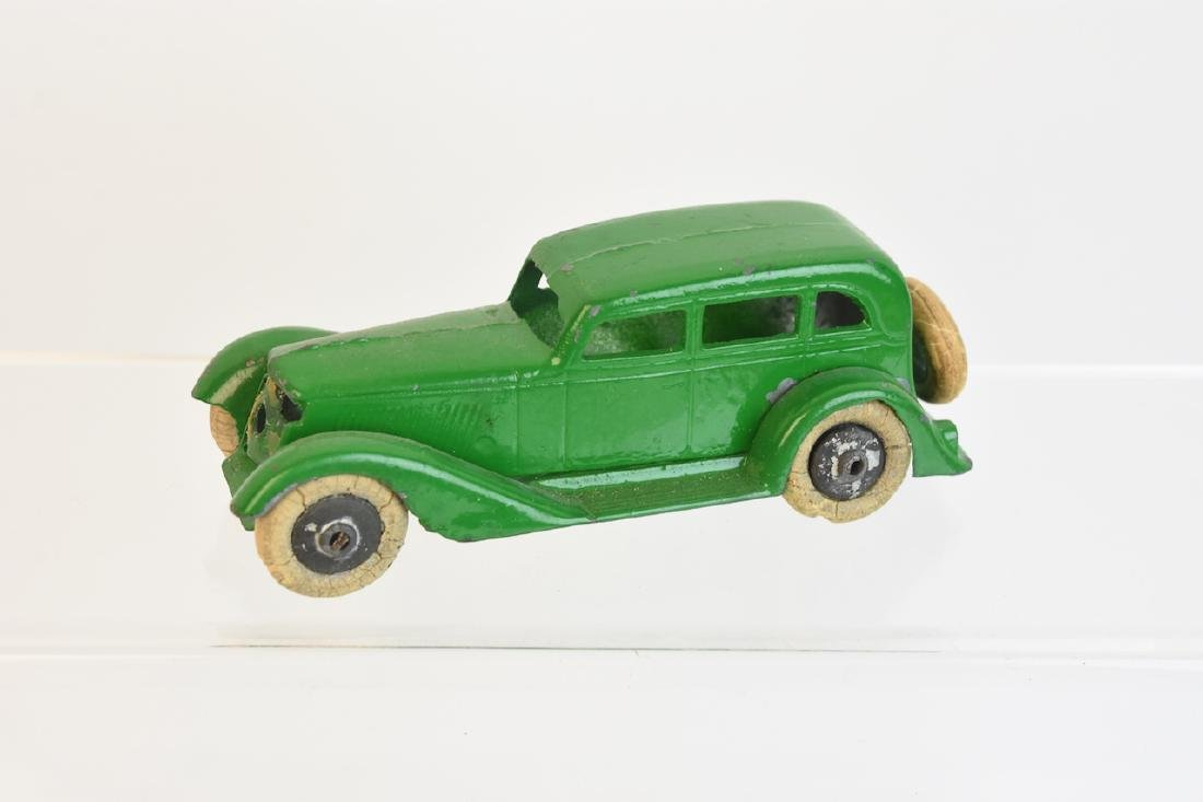 (7) Assorted Tootsietoy Graham Metal Cars - 15