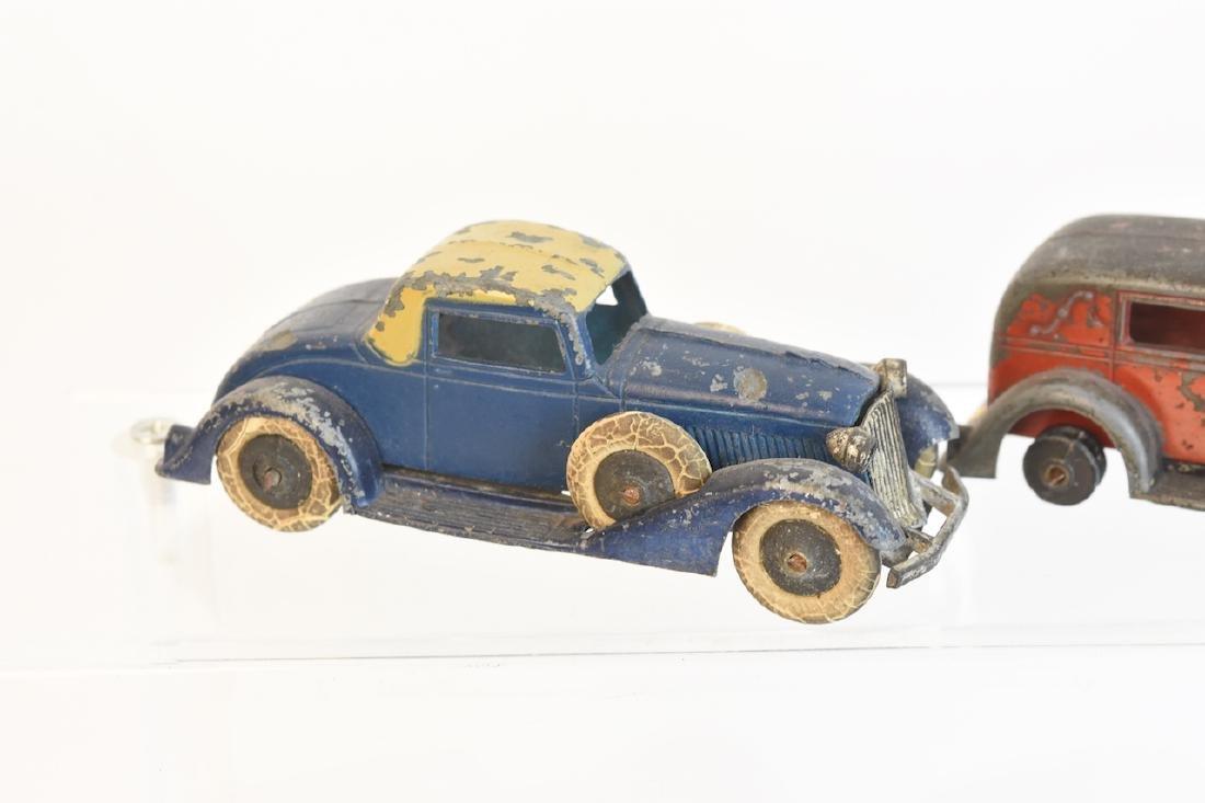 (7) Assorted Tootsietoy Graham Metal Cars - 2