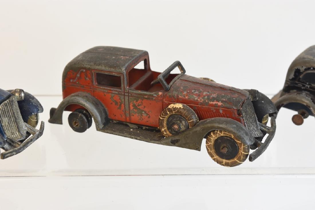 (7) Assorted Tootsietoy Graham Metal Cars - 3