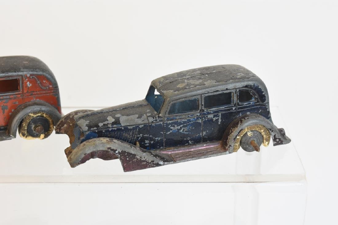 (7) Assorted Tootsietoy Graham Metal Cars - 5