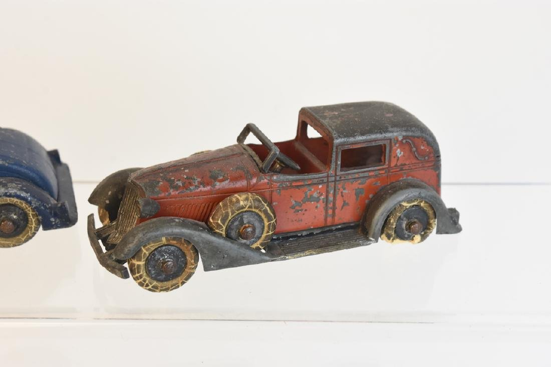 (7) Assorted Tootsietoy Graham Metal Cars - 6