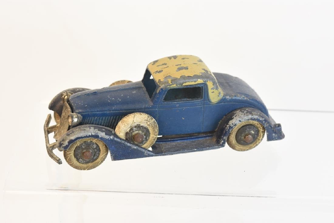 (7) Assorted Tootsietoy Graham Metal Cars - 7