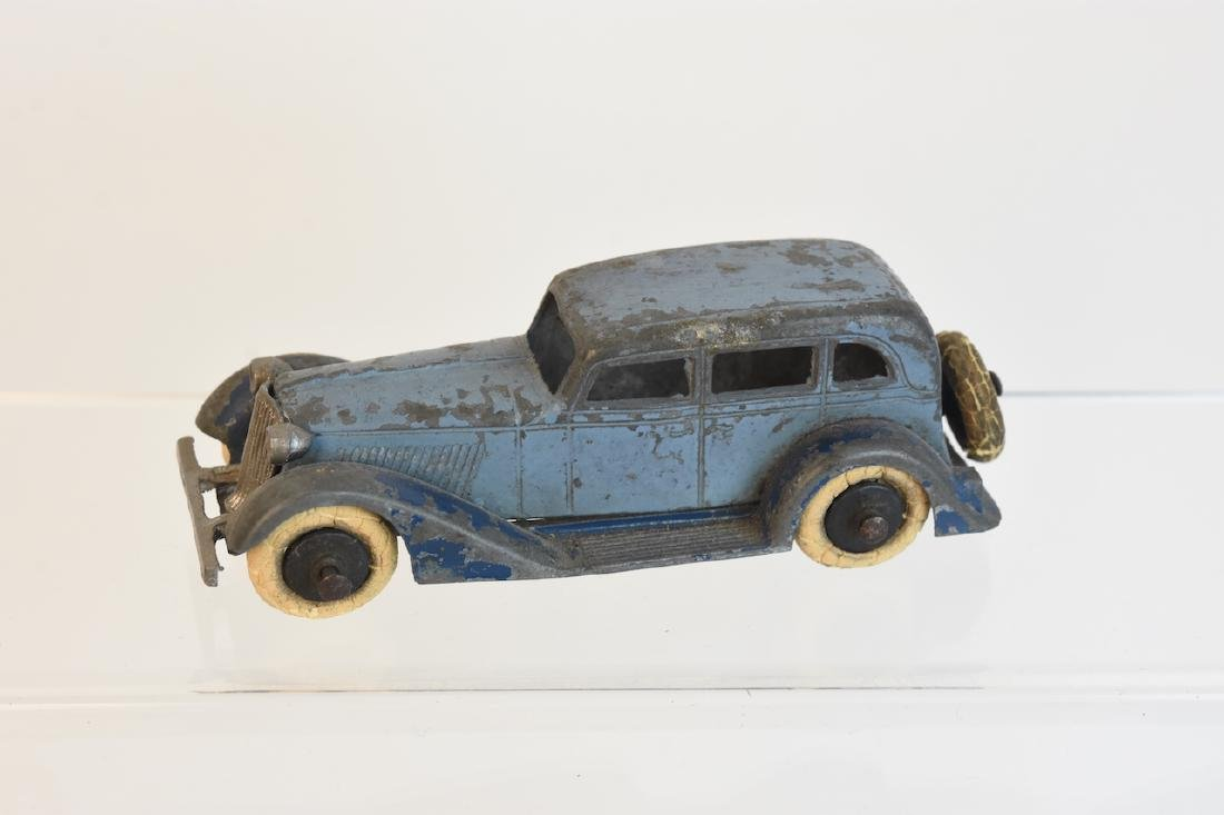 (7) Assorted Tootsietoy Graham Metal Cars - 9