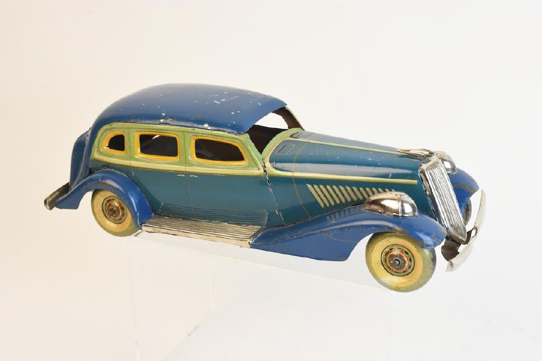 RARE CK Kosuge Tinplate Graham-Paige Toy Car