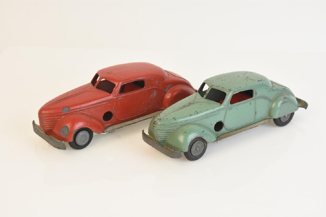 (2) Early Solido Graham Die Cast Cars