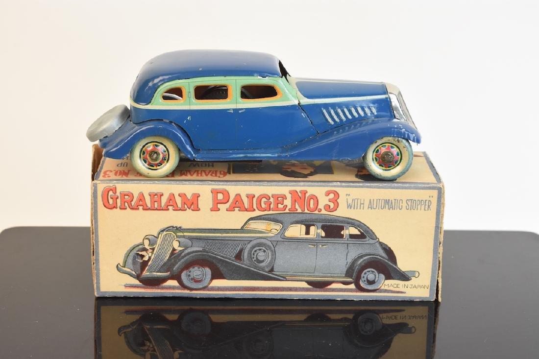 Kosuge Graham Paige No. 3 Wind-Up Toy; OB
