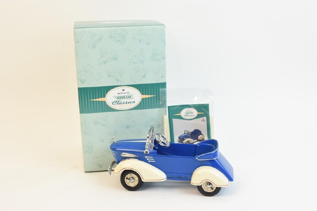 Graham Sharknose Kiddie Car by Hallmark OB