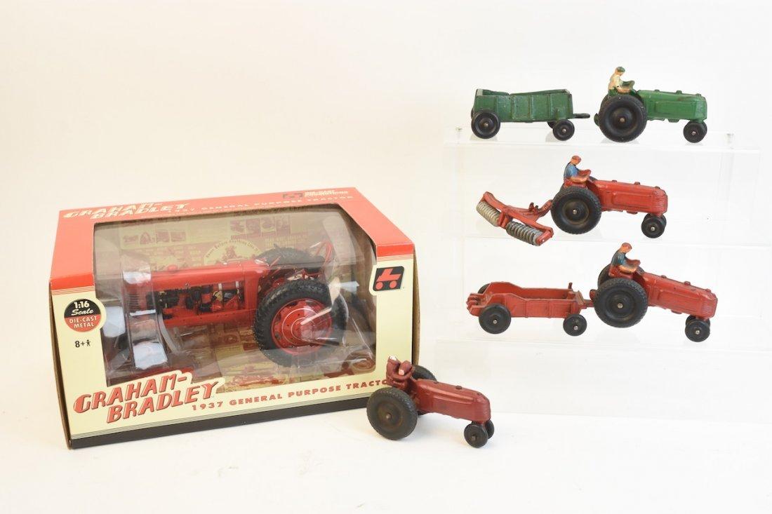 Auburn Rubber Graham Bradley Farm Toys