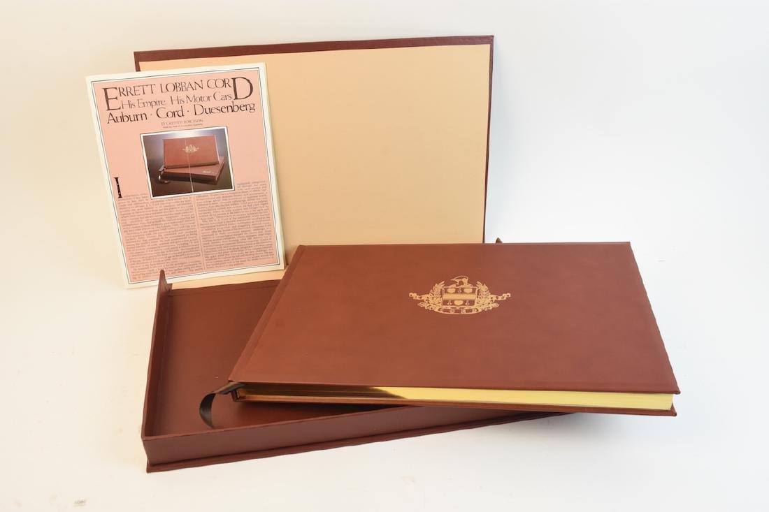 Automobile Quarterly Commemorative Marque Book