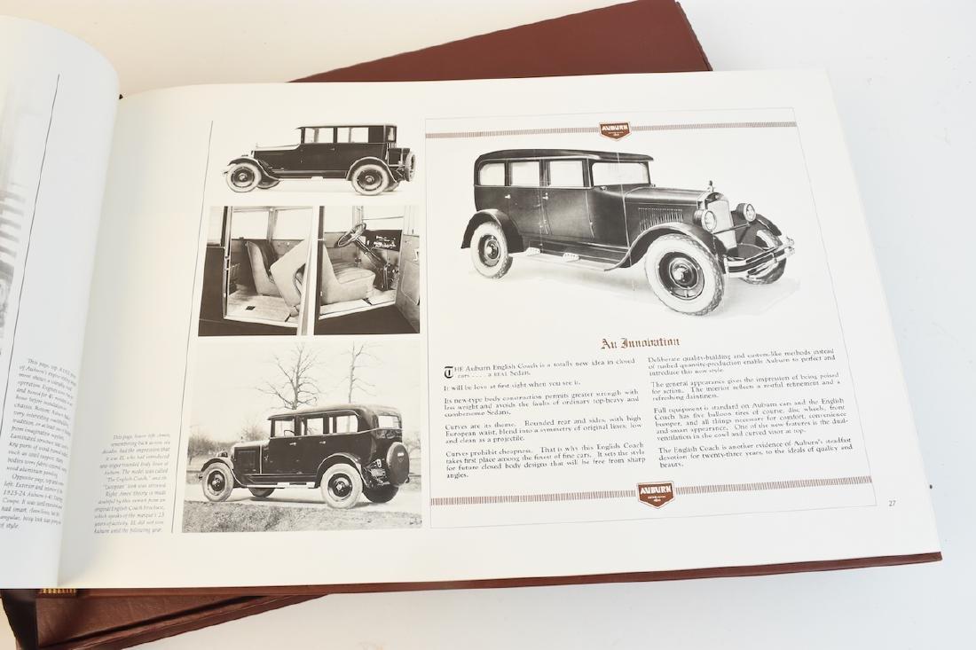 Automobile Quarterly Commemorative Marque Book - 4