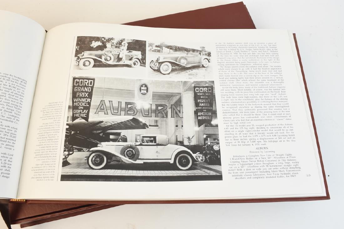 Automobile Quarterly Commemorative Marque Book - 7