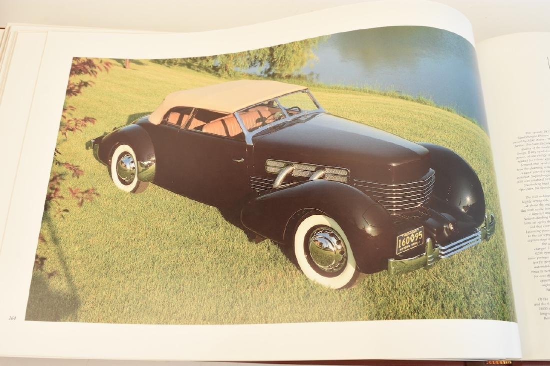 Automobile Quarterly Commemorative Marque Book - 9