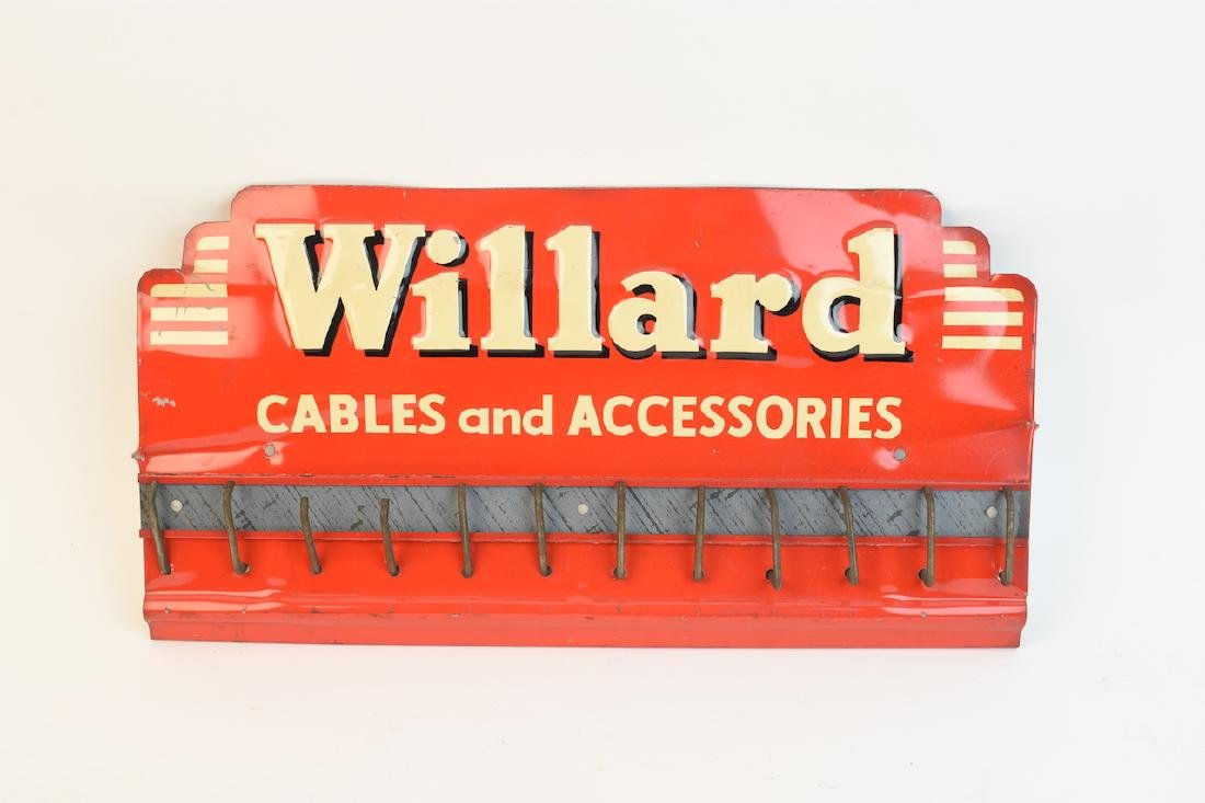 Willard Cable & Accessories Display Sign