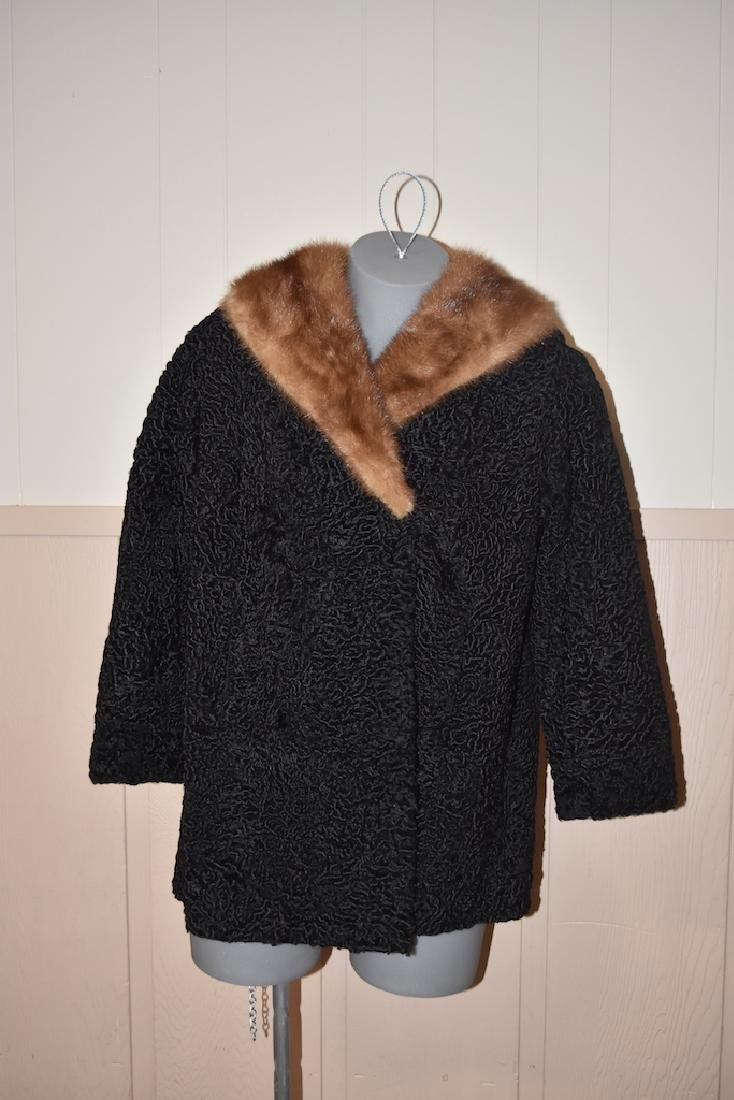 Persian Lambs Wool Coat by Marcus, Worcester