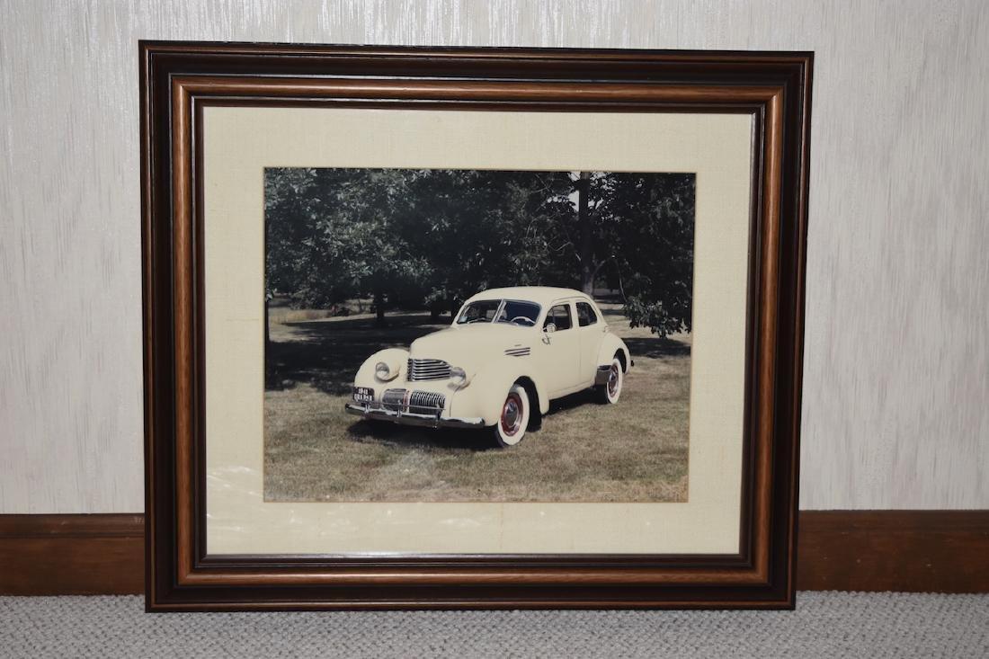 1941 Hollywood Graham Framed Print