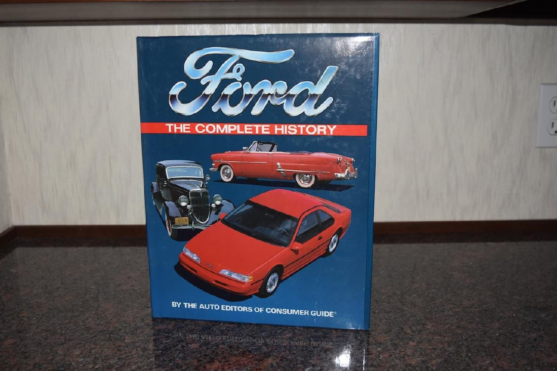 FORD The Complete History Hardback Book